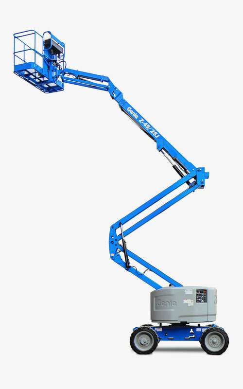 Locação de plataforma elevatória em diadema