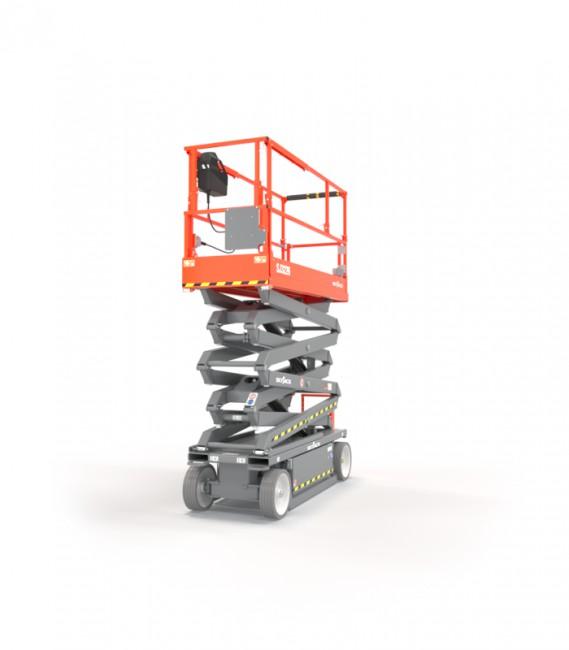 Plataforma elevatória 8m